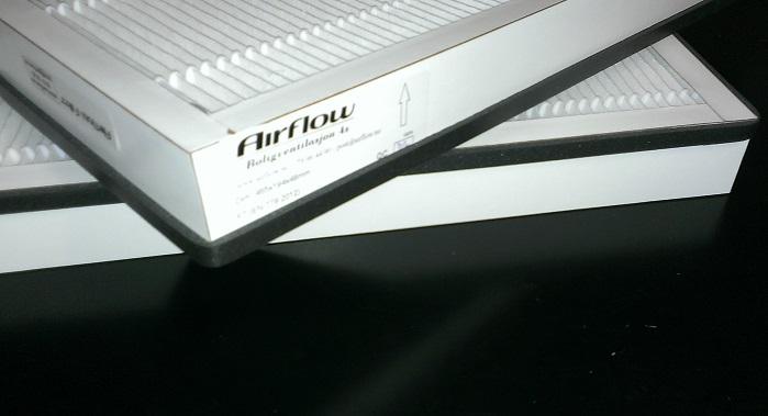 Filtersett Heru 80 T - Med tettelist !