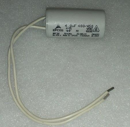 Kondensatorer (1-30 uF)