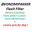 Flexit Økonomipakker - Spar frakt, få rabatt