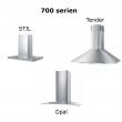 Franke 700 serien (Opal, Stil og Tender)