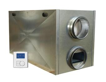 3 stk Filtersett til Villavent VR-700 E, - DC
