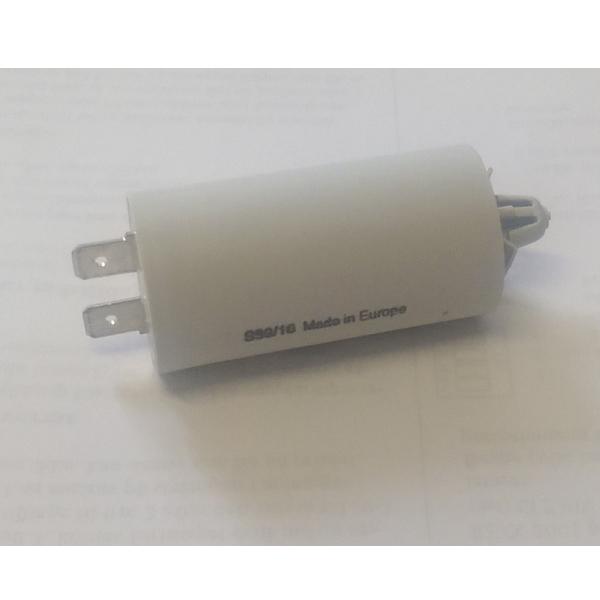 Driftskondensator 2uF for Vallox 70, 75 og 100 - OEM