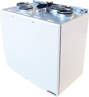 Filter Heru 160 T EC - Med tettelist