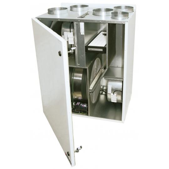 Filtersett Heru 115 T og 140 T - Med tettelist !