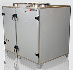 Filtersett til Heru 800 (Suxess 08) og HERU 1200