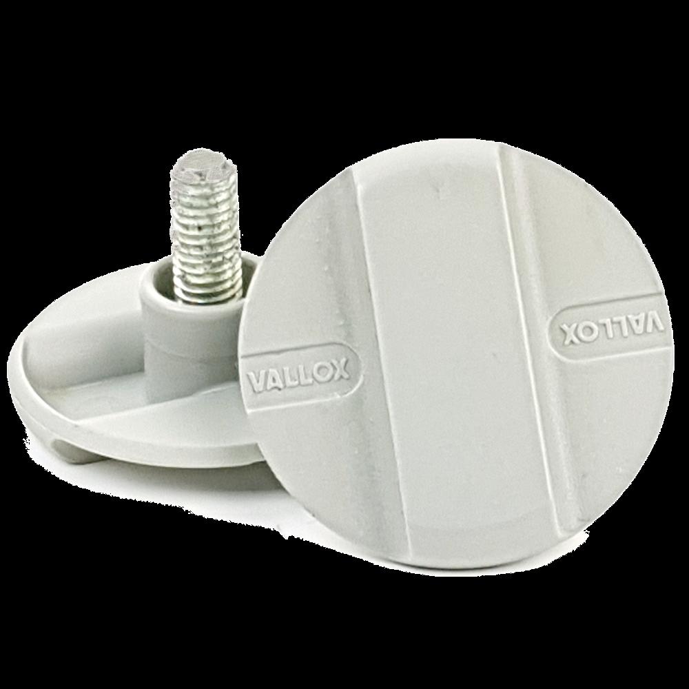 Fingerskrue frontpanel til Vallox 70, 70 compact og 90