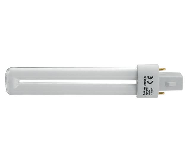 Osram Lystoffrør 11W - 2 pins kobling for kjøkkenhette