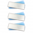 3 stk Filtersett til Vallox 130, X-line 490 (Settpris 520,-)