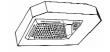 MetallfIlter til 480-17 / -10/B Innbyggingshette