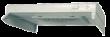 Flexit Brasserie-S, hvit for sentralavtrekk - høyre stuss