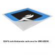 DAFA universal rørkrave ( Ø80-Ø200)