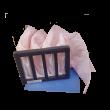 Filtersett Flexit  S4 X eldre modell (Posefilter - serienr. t.o.