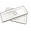 Filtersett Heru 62,65,80,90 T - Med tettelist og O-ring