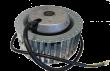 HERU - Viftemotor til 90T ink. kondensator