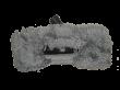 Munnstykke for mopp med grå mopp