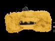 Munnstykke for mopp med gul mopp