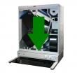 Reservehette Slim-Line modell til Vallox 70K Compact - Hvit