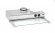 Reservehette Slim-Line - Grå/sort til Vallox 70K og X-line 250K