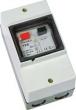 Termisk kontakt rele TFA 0,10-25A, 3-fase u/ind.